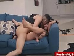 Submissived shows Bandits Of Bondage with Sophia Leone vid-03