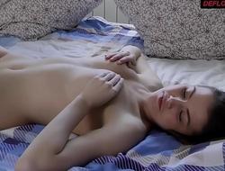 Sasha S Uralmasha second masturbation