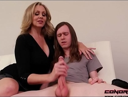 ConorCoxxx-Let'_s play while dad'_s away with Julia Ann