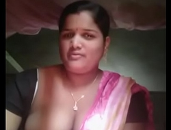 Odia Sexy Bhabi make believe Boobs n pussy (DesiSip.Com)