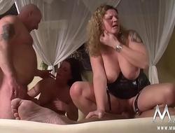Private German Homemade Swingers Club