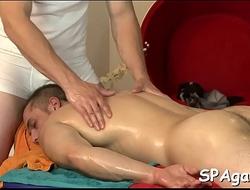 Stirring a lusty dick