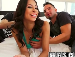 Mofos - Lets Try Anal - (Jade Jantzen) - Latina is Feeling Slutty Today