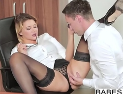 Babes - Office Obsession - (Lutro) and (Anna Polina) - My Horrible Boss