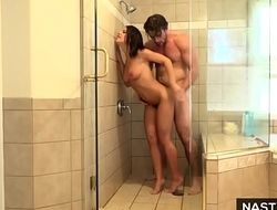 Hotel room anal sex with Adriana Chechik