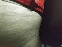 China culona en leggins