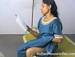 Amateur Indian Housewife Clues Dirty Magazing And Rubbing Pussy